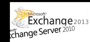Exchange 2010-2013