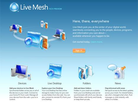 live-mesh