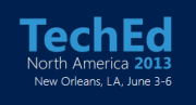 teched 2013