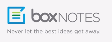 BoxNotes