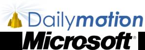 Microsoft-Dailymotion