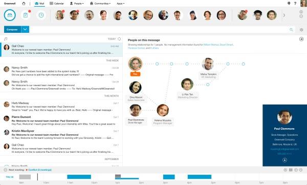 IBM Mail Verse