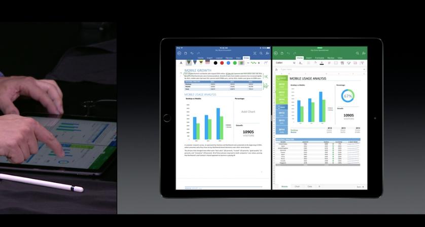 Office iPad Pro