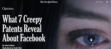 Facebook NYT