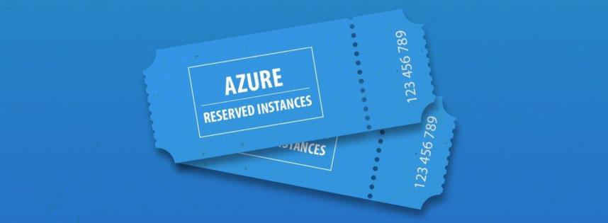 Instances réservées Azure